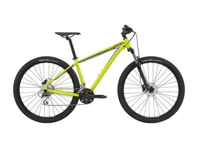 Cannondale Trail 6 Nuclear Yellow