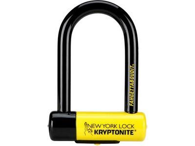 Kryptonite Frame Lock Plug In 10mm Cable 120cm Length